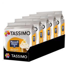 Capsule Tassimo Maxwell House Macchiato Caramel - 5 paquets - 40 Boissons