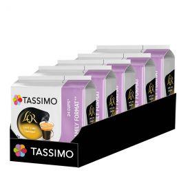Capsule Tassimo L'Or Espresso Café Long Classic Format Familial - 5 paquets - 120 capsules