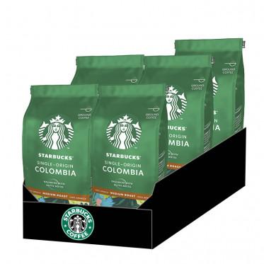 Café moulu Starbucks Colombia - 1 kg