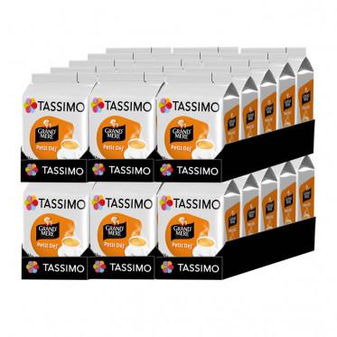 Capsule Tassimo Café Grand'Mère Petit Déj - 30 paquets - 480 capsules