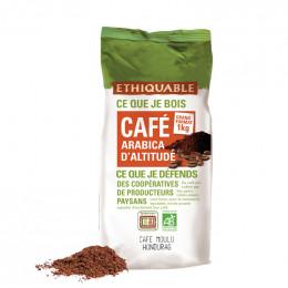 Café Moulu Éthiquable Équateur Honduras - 1 kg