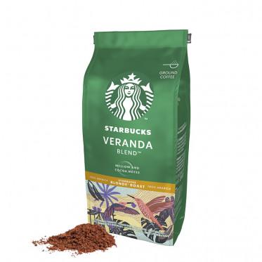 Café moulu Starbucks Veranda Blend - 1 kg