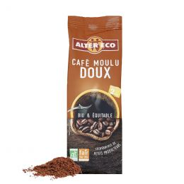 Café Moulu Bio Alter Eco Doux - 250 gr