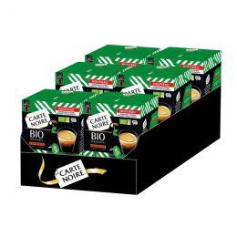 Capsule Dolce Gusto Compatible Café Bio Carte Noire Espresso Bio - 6 boîtes - 96 capsules