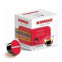 Capsule Dolce Gusto Compatible Café Kimbo Napoli - 16 capsules