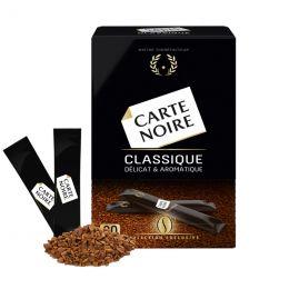 Café Soluble Carte Noire - 80 sticks