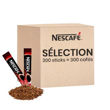 Café Soluble Nescafé® Sélection - 300 sticks