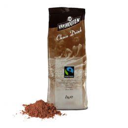 Chocolat Chaud Van Houten Fairtrade - 1 Kg