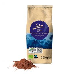 Chocolat Chaud Bio et Equitable Scho - 750 gr