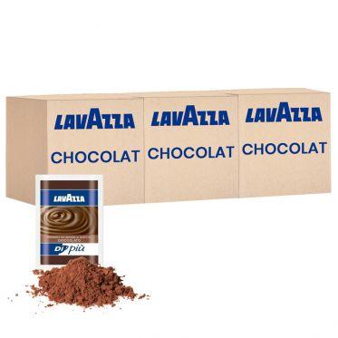 Chocolat Chaud Lavazza - 3 boîtes - 150 dosettes individuelles
