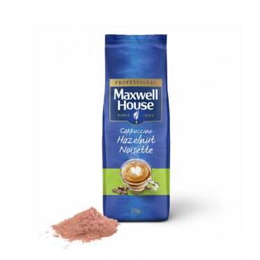 Cappuccino Noisette Maxwell House - 1 Kg
