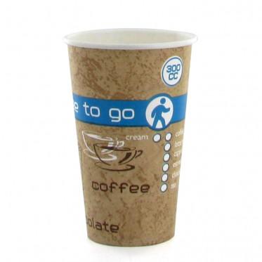 CoffeeToGo en carton 30 cl