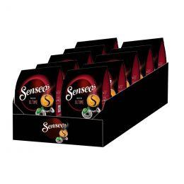 Dosette Senseo Café Noir Ultime - 10 paquets - 320 dosettes compostables
