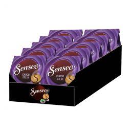 Dosette Senseo Chocolat chaud Chocobreak - 10 paquets - 80 dosettes