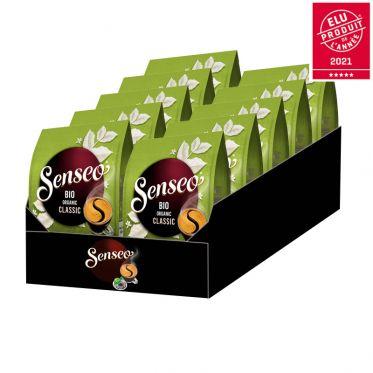 Dosette Senseo Café Bio Organic Classic- 10 paquets - 320 dosettes