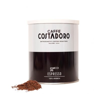 Café Moulu Costadoro Arabica Espresso - 250 gr