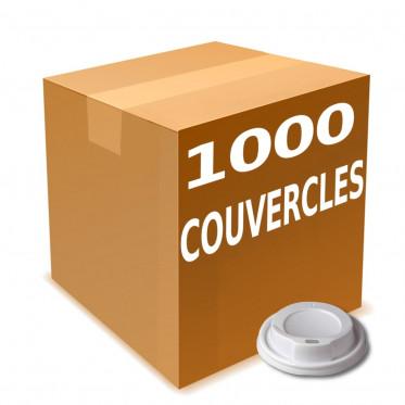 Gobelet en Gros - Couvercle pour Gobelets Coffee To Go 20, 25, 30 cl - par 1000