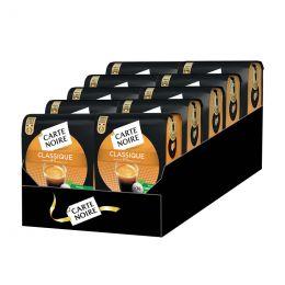 Dosette Senseo compatible Café Carte Noire n°5 Café Classique - 10 paquets - 360 dosettes