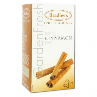 Thé Aromatisé Bradley's Cannelle - 25 sachets