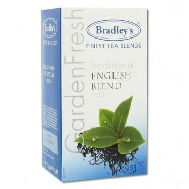 Thé Nature Bradley's English Blend - 25 sachets