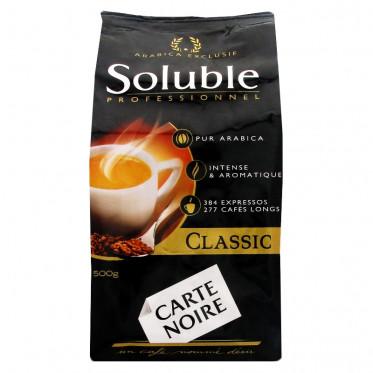 Café Soluble Carte Noire Classic - 500 gr
