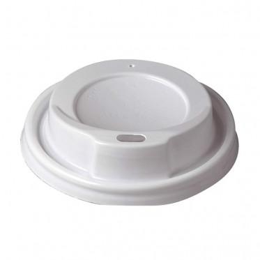 Gobelet - Couvercle pour Gobelets en Carton Double Paroi 25 cl - par 100