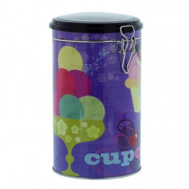 """Boite de conservation Hermétique pour Café """"Pop vitamines"""" : Pop-Cake - 500 gr"""