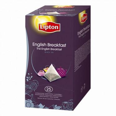 Thé Nature Lipton Trendy T English Breakfast Pyramides - 25 sachets