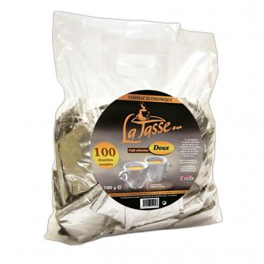 Dosette Souple La Tasse Doux - 100 Pads