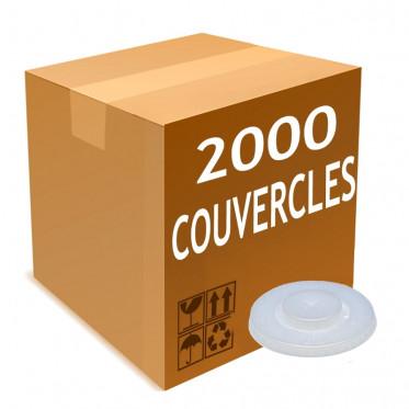 Gobelet en Gros Couvercles pour Gobelets Coca Cola 30 cl - par 2000