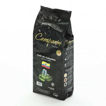 Café en Grains Campanini Colombie 1 Kg
