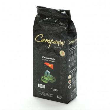 Café en Grains Campanini Papouasie - 1 Kg