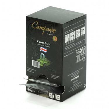 dosette ese campanini espresso costa rica x 18 coffee webstore. Black Bedroom Furniture Sets. Home Design Ideas