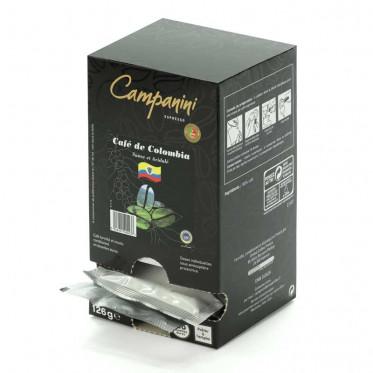Dosette ESE Campanini Espresso Colombie x 18