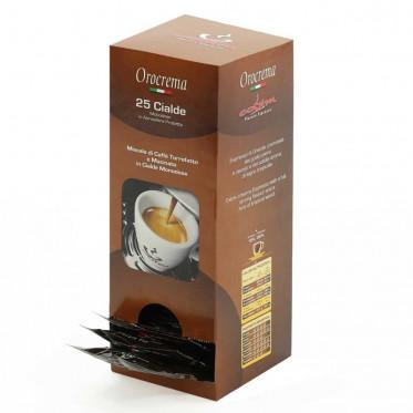 dosette ese covim espresso orocrema x 25 coffee webstore. Black Bedroom Furniture Sets. Home Design Ideas