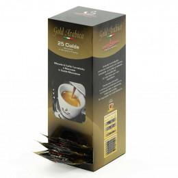 Dosettes ESE Covim Espresso Gold Arabica 25 Pods