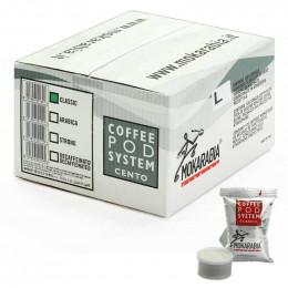 Capsule Lavazza Espresso Point Compatible Mokarabia Classic x 100