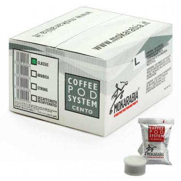 Capsule Lavazza Espresso Point Compatible Mokarabia Classic - 100 capsules