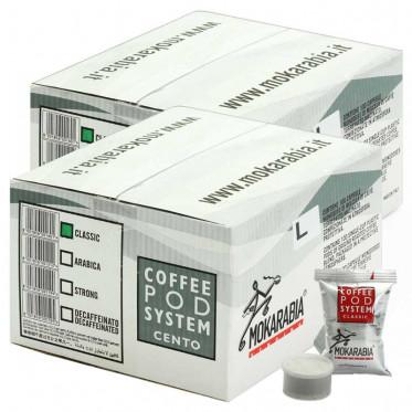 Capsule Lavazza Espresso Point Compatible Mokarabia Classic - 200 capsules