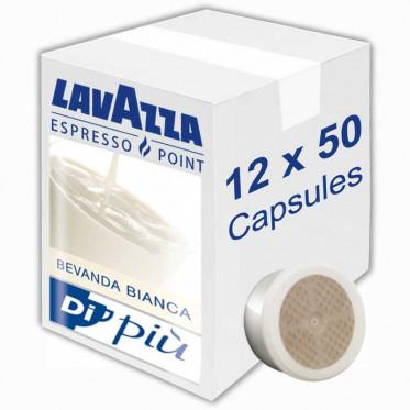 Capsule Lavazza Espresso Point Bevanda Bianca - 12 boites - 600 capsules
