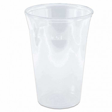 Gobelet en Plastique Transparent 50 cl - par 130