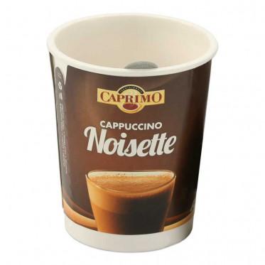 Gobelet Pré-dosé Premium Caprimo Cappuccino Noisette - 10 Boissons