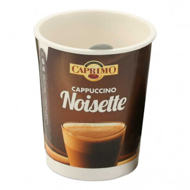 Gobelets pré dosé premium Caprimo Cappuccino Noisette