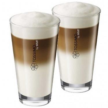 Accessoires Tassimo : Tasse Latte Macchiato - par 2