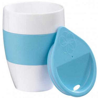 Accessoires Tassimo : Tasse Aroma to Go Turquoise - à l'unité