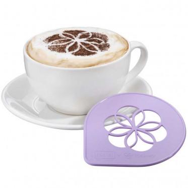 Accessoires Tassimo : Pochoir de décoration Tassimo - Violet - à l'unité