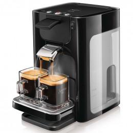 Machine à dosettes Senseo Quadrante Noire : Philips HD7864/61