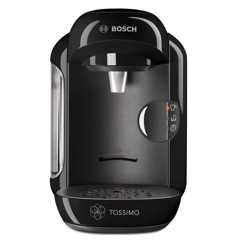 machine tassimo vivy noir laqu bosch tas1252 tassimo. Black Bedroom Furniture Sets. Home Design Ideas
