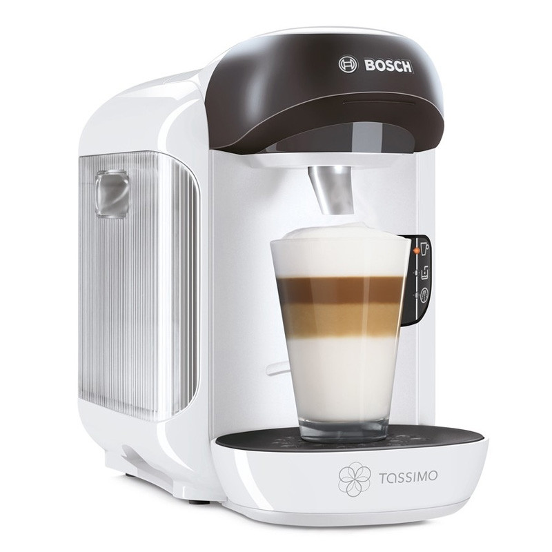 machine tassimo vivy blanc polaire bosch tas1254 coffee webstore. Black Bedroom Furniture Sets. Home Design Ideas