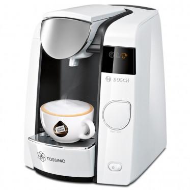 Machine Tassimo Joy Blanc et Chrome : Bosch TAS4504